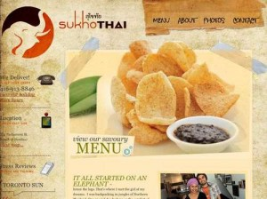 Sukho Thai Restaurant Review